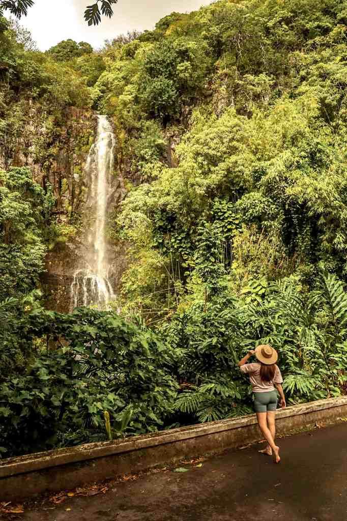 wailua falls maui