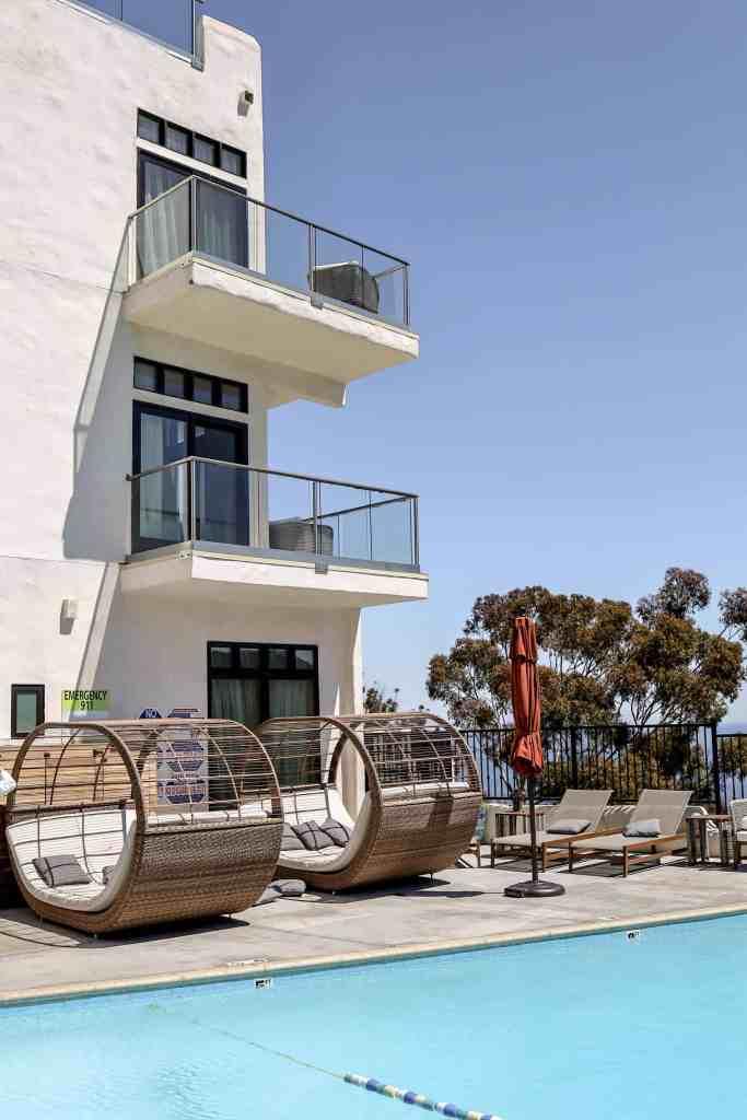 zane grey pueblo hotel pool