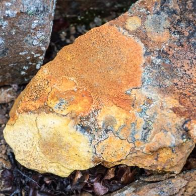 Fin sten, Bielkes gruva
