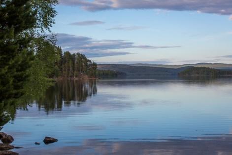 Sjön Hotagen
