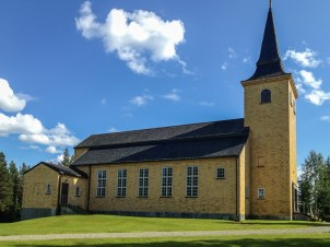 Rönnöfors kyrka