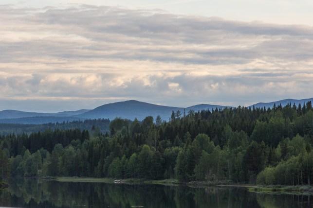 Utsikt från Rötviken