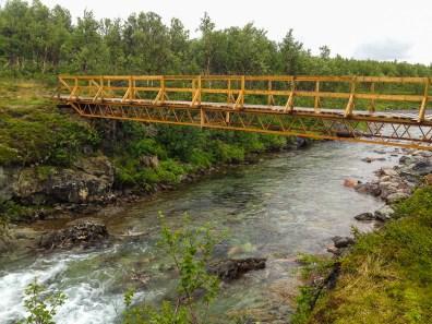 Bron över Ransarån