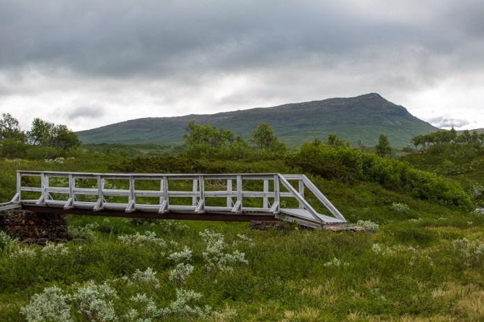 Bron över Storbäcken
