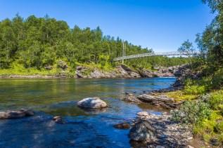 Bron över Vindelälven