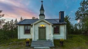 Kapellet i Jäkkvik
