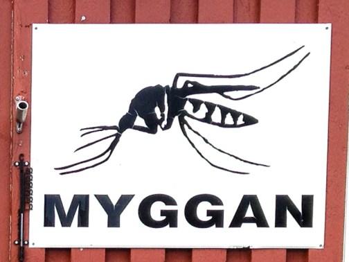 Vi fick bo i Myggan