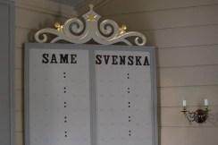 Här kan man välja att sjunga på samiska eller svenska