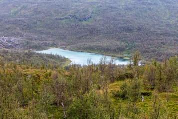 Den lilla sjön vid riksröse 272