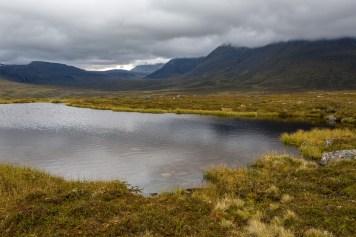 Utsikt mot Isdalen