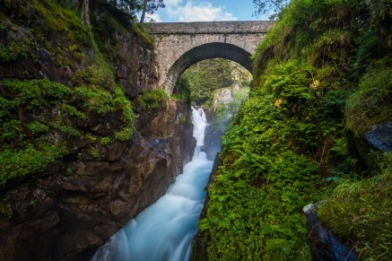 Pont d'Espagne