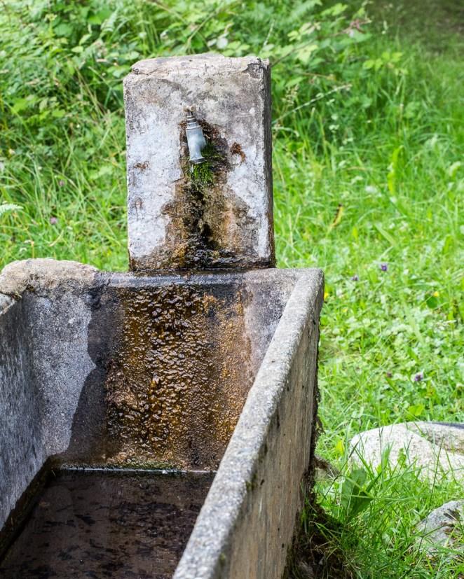 En vattenho