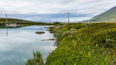 Bron över Miellädno