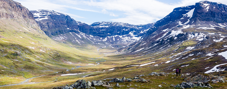 Dag 5-6: Narvik, Gátterjávri och Vássevággi