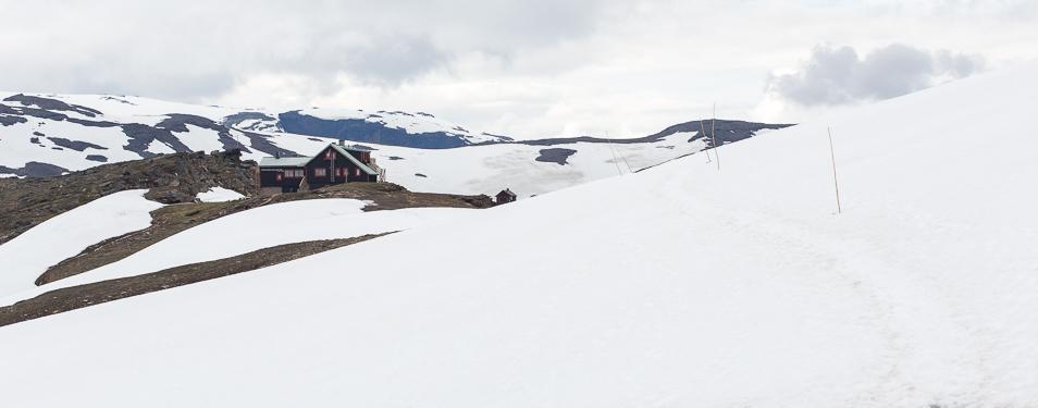 Dag 7-9: Låktatjåkko och Björkliden