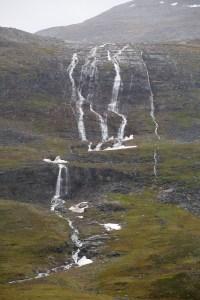Vattenfall vid Bajip Čazajávri