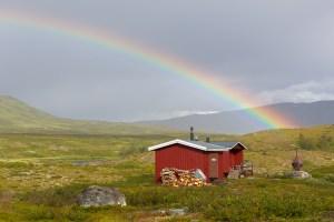 Regnbåge Pieskehaure