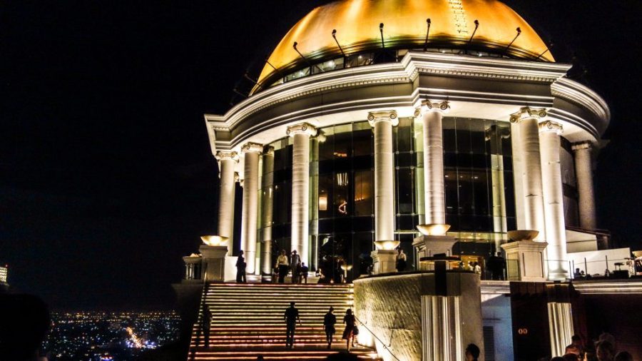 SkyBar des Lebua State Tower