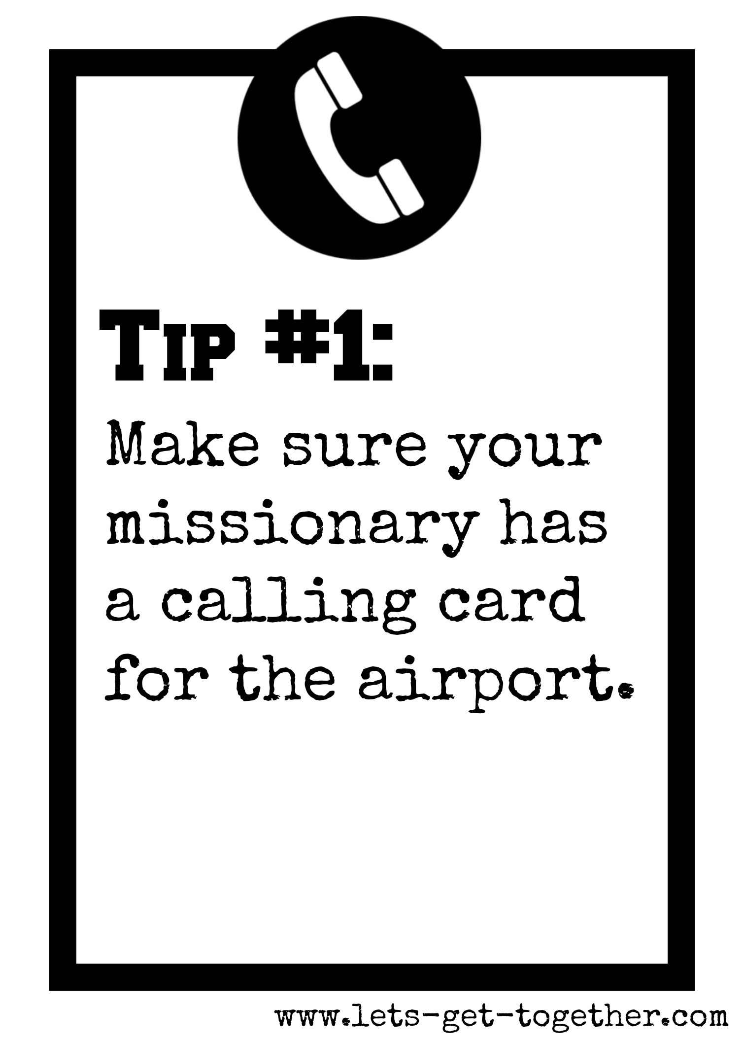 10 Tips For Missionaries Amp Missionary Moms