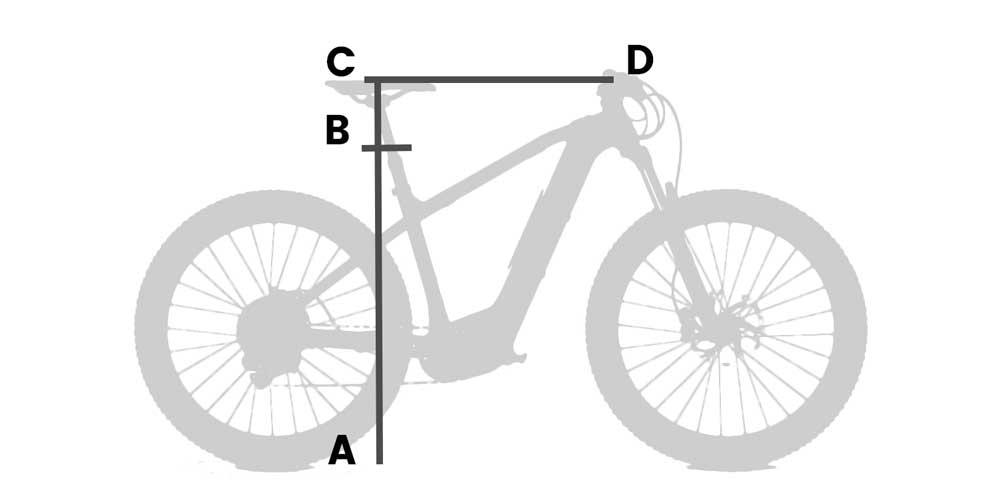 Taglie Biciclette