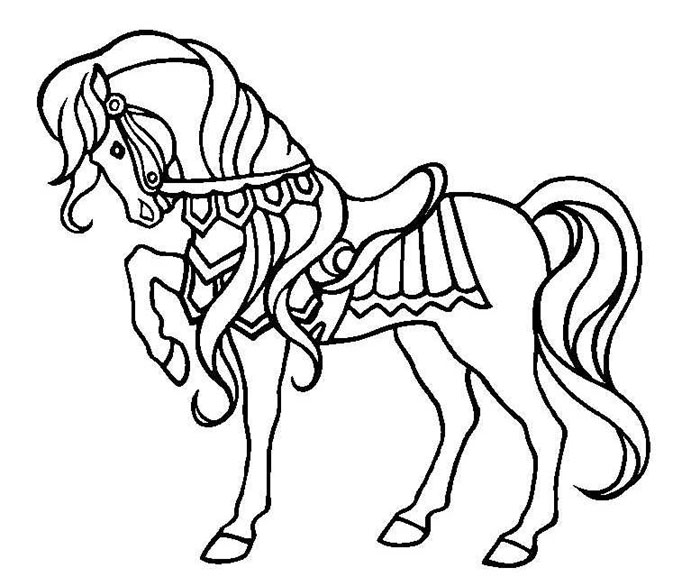 Horse Coloring Pages FREE Coloring Pages 29 Free