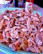 NC pulled pork