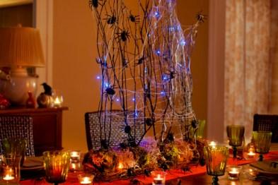 Slavností stůl na Halloween - zdroj: Julie Mulligan