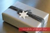 Originální vánoční jmenovka - zdroj: Warmhotchocolate