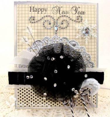 Novoroční přání - zdroj: northridgepublishing.com