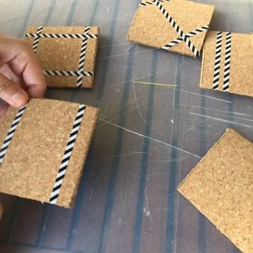 07. posavasos_corchotarros_reciclados _ diferentes_diseños_washi_tape