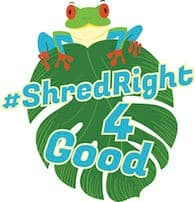 #ShredRight4Good
