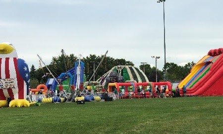 USA INFLATABLES AND EVENTS