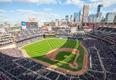 MINNESOTA TWINS BASEBALL CLUB