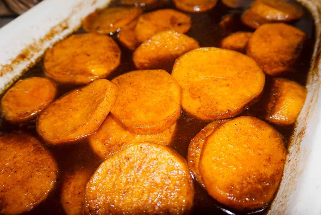 southern candied yams recipes