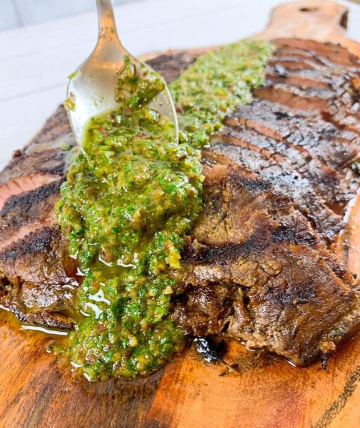 easy flank steak recipe