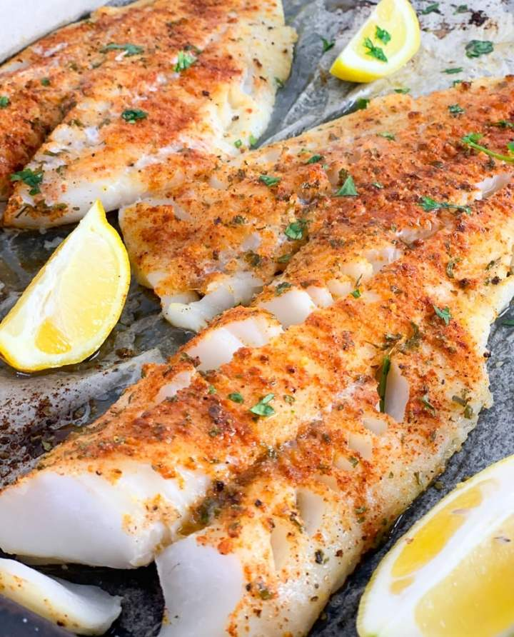 cod fish fillets