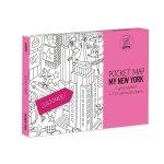 NY customizable map