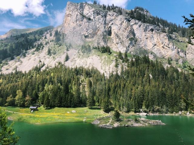 Lac de Taney hike, Valais, Switzerland