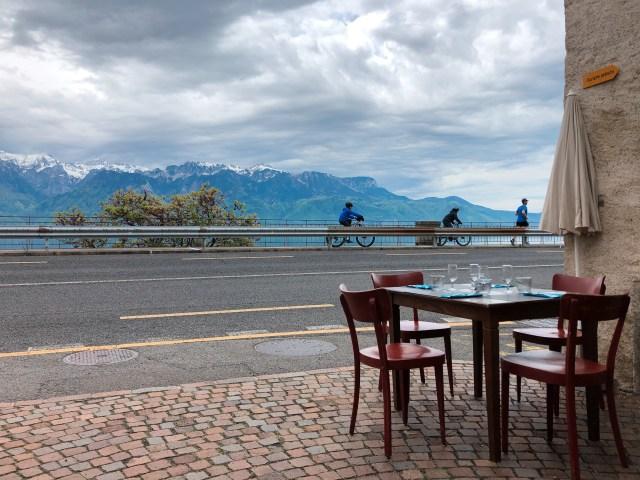 Café du Raisin Saint-Saphorin