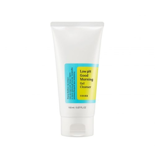 Cosrx low pH good morning gel cleanser front view