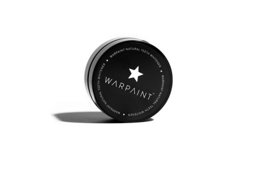 Warpaint Natural Teeth Whitener Packaging
