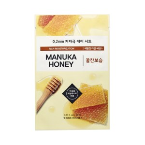 Etude House Therapy Air Mask Manuka Honey