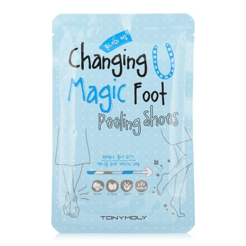 Tony Moly Changing U Magic Foot Peeling Mask