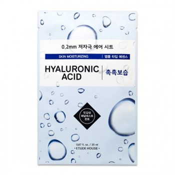 Etude House Therapy Air Hyaluronic Acid Mask