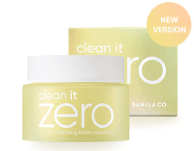 Banila Co Clean It Zero Nourishing New