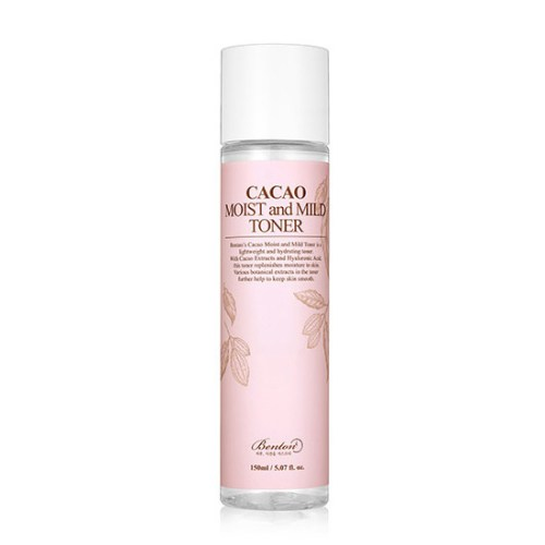 Benton Cacao Moist And Mild Toner