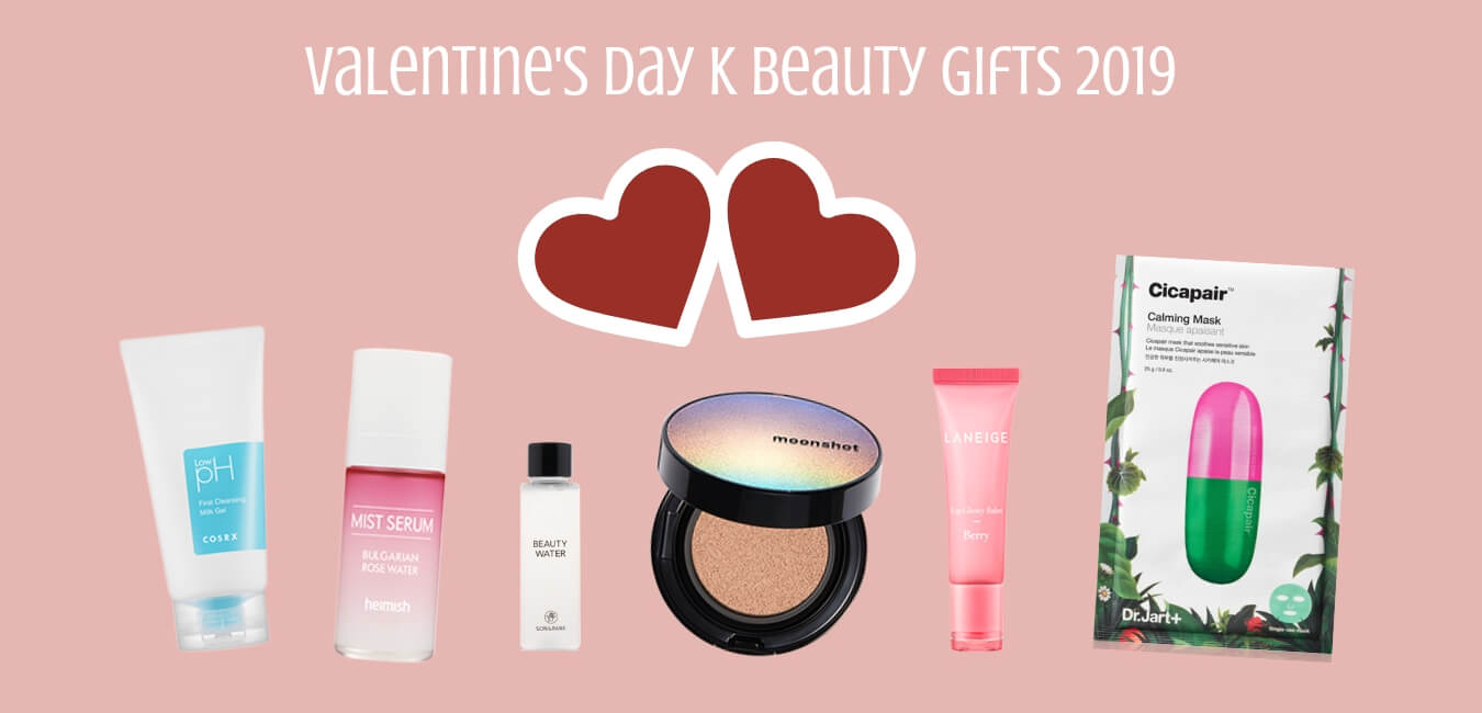 Valentines Day K Beauty Gifts 2019