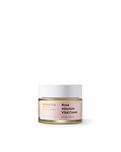 Aromatica Rose Absolute Vital Cream