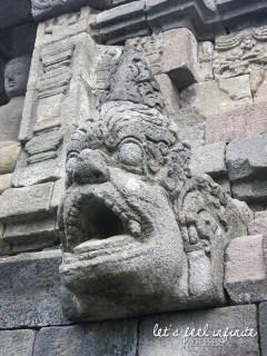 Borobudur - Bas reliefs 2