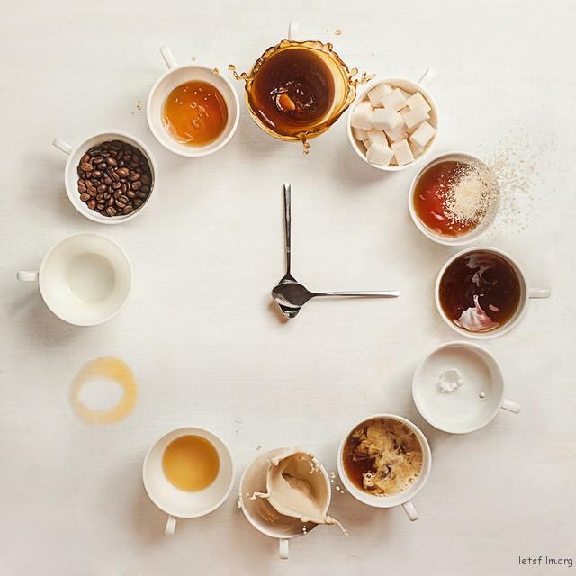 恬淡時光 喜愛喝茶 同時喜愛品味咖啡與紅酒